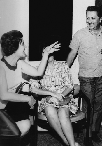 Jorge Amado e Eneida a